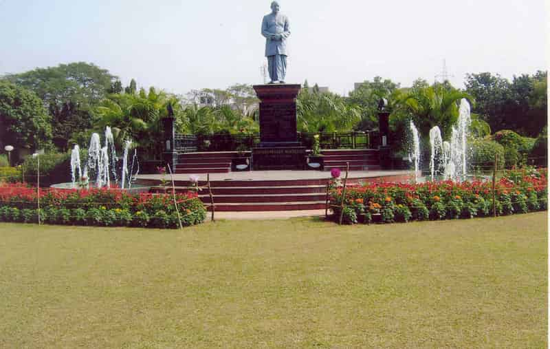 The Iconic Nehru Park in Delhi