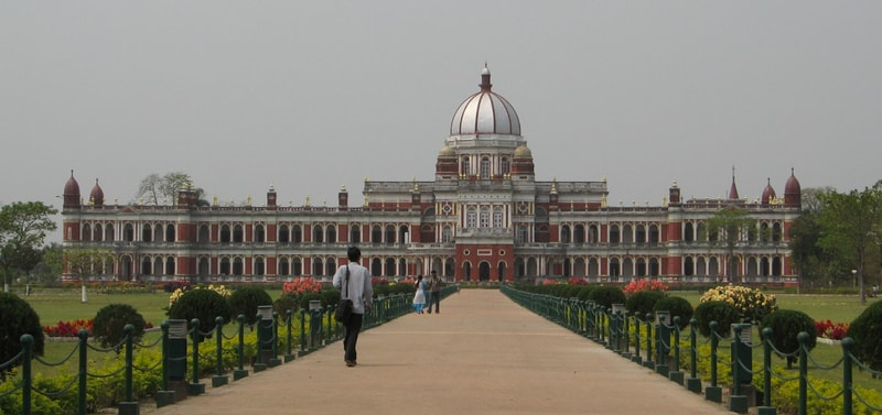 The Rajbari Palace