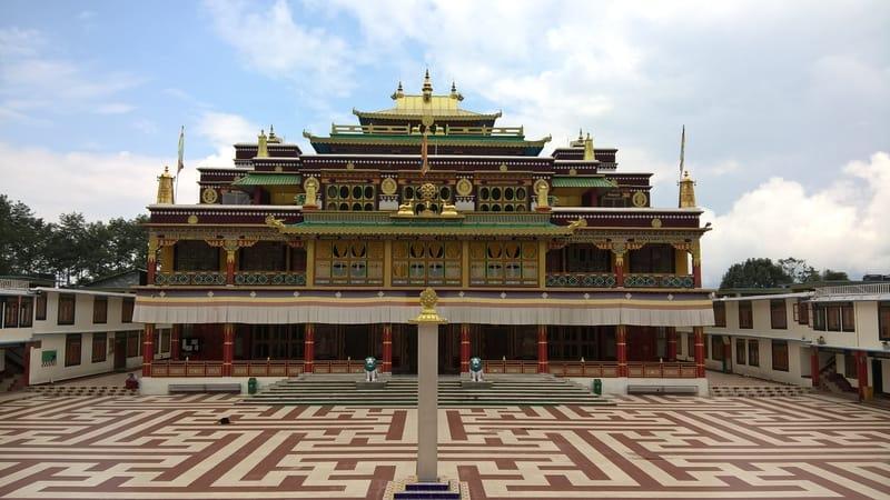 The Ralang Monastery