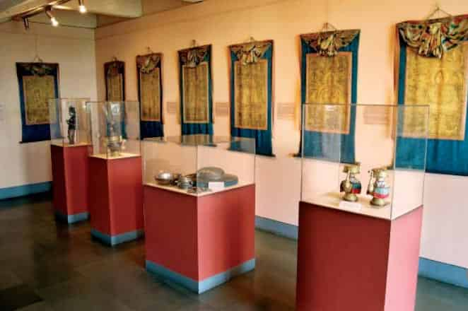 The Tibet House Museum was formed to conserve Tibetan culture