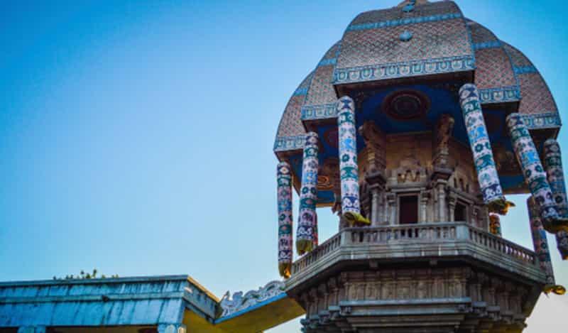 Valluvar Kottam is awe-inspiring