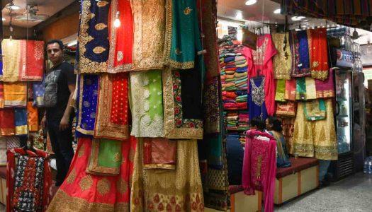 Wholesale Cloth Markets in Hyderabad