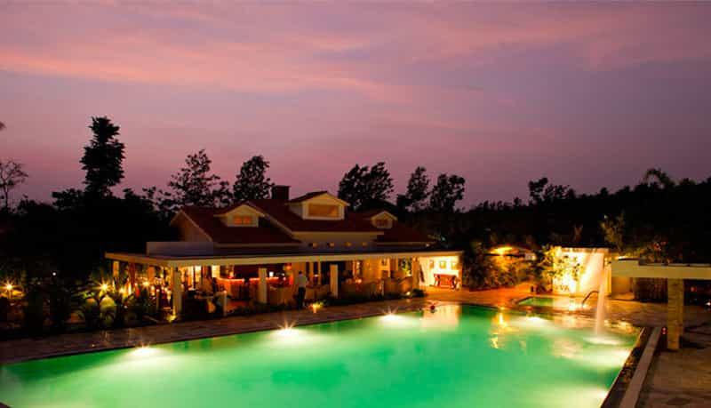 The Serene Amanvana Spa And Resort