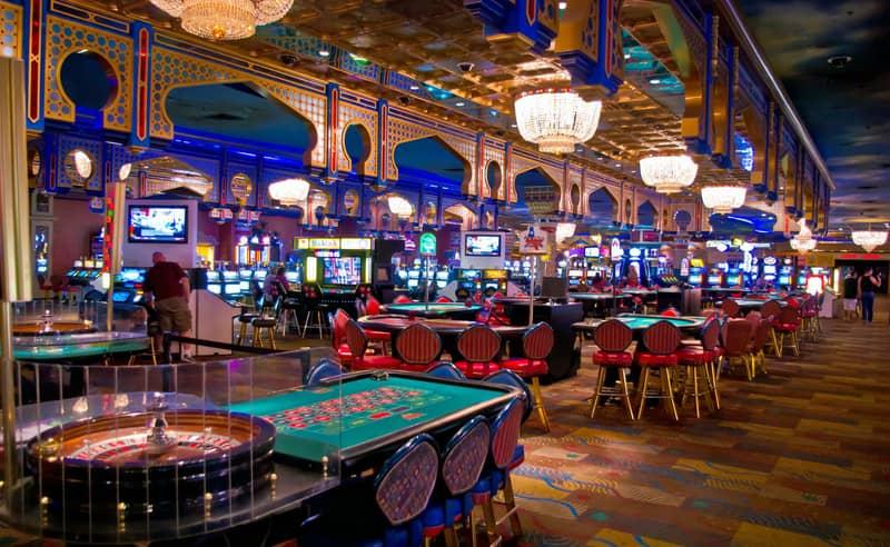 A Casino Cruise in Goa
