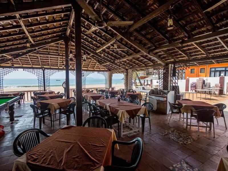 A laid-back beach shack in Goa