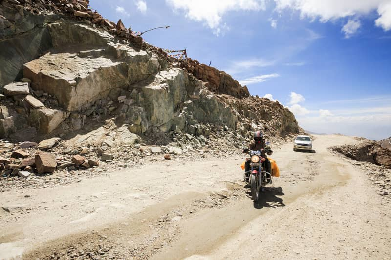 A road trip to Leh Ladakh is a lot of fun