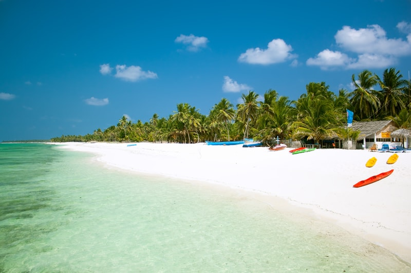 Agatti Island, Lakshadweep Islands