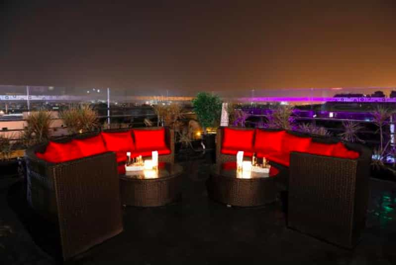 Air Cafe Lounge at Hyderabad
