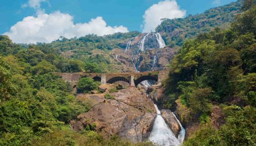 All You Need To Know About Dudhsagar Waterfalls