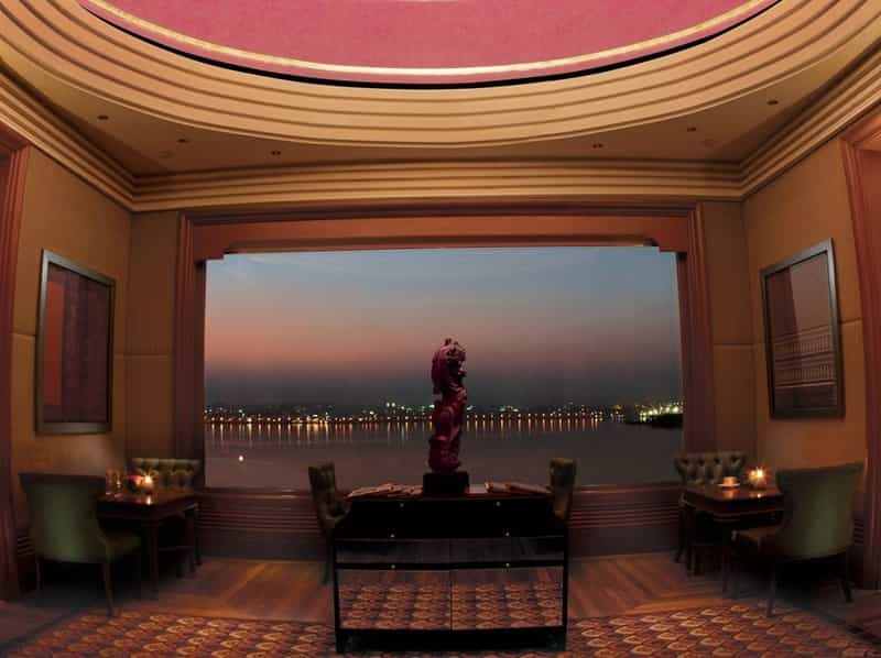 Altitude Lounge Bar is a classic, relaxed  place at the Hyderabad Marriott