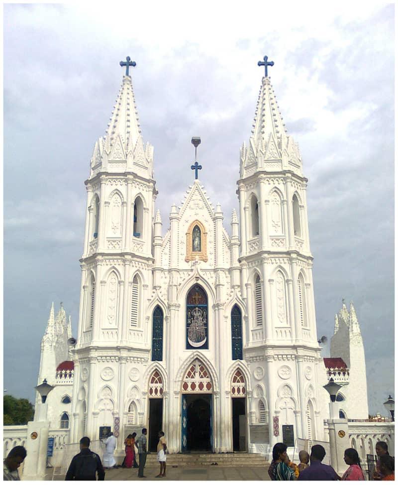 Annai Velankanni Church