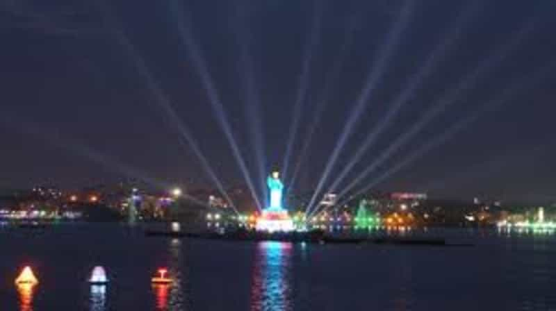 Aqua Has An Amazing View Of The Hussain Sagar Lake