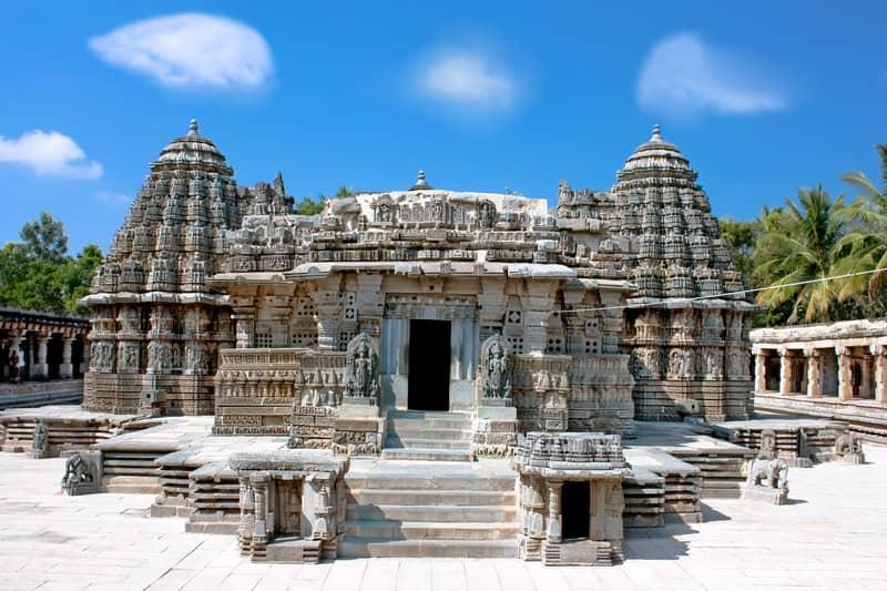 Astonishingly Beautiful Keshava Temple