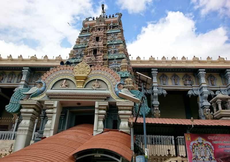 Balamurugan Temple