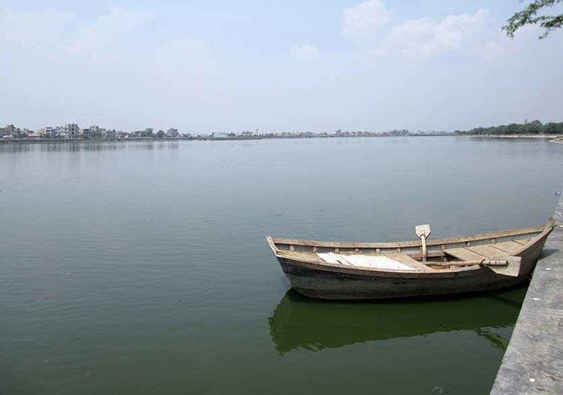 Bhalswa Lake