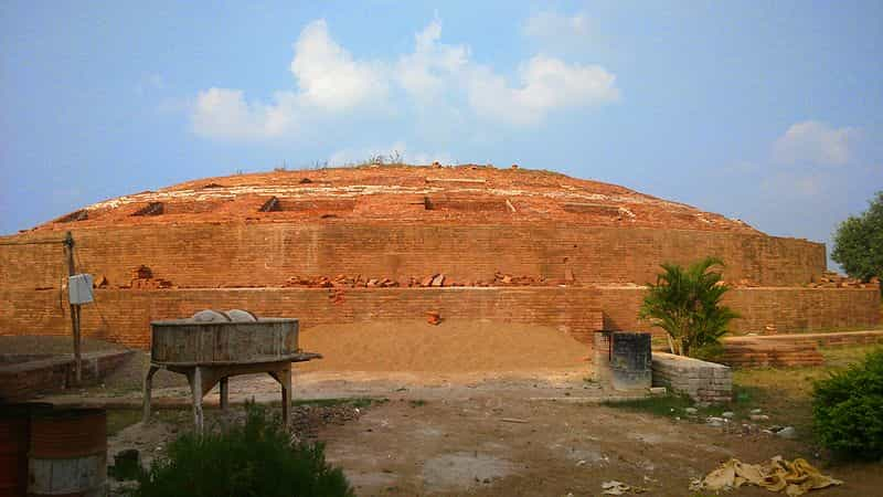 Boudha Stupa at Nelakondapalli