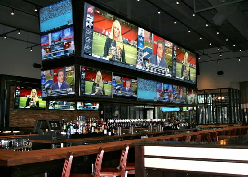 Catch live telecast of all major sports events @Xtreme Sports Bar & Grill