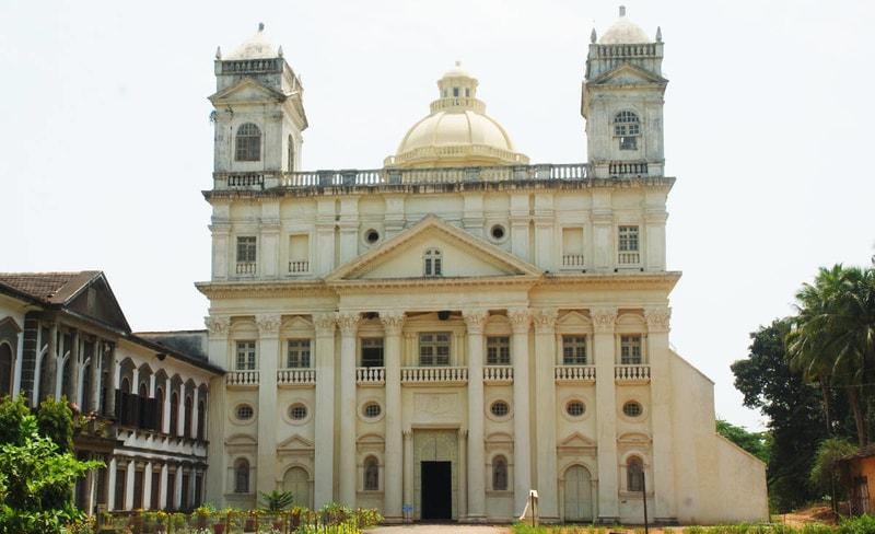 Church & Convent of St Cajetan