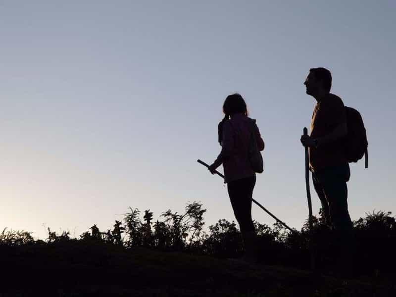 Devarakonda is a popular hiking trail near Hyderabad
