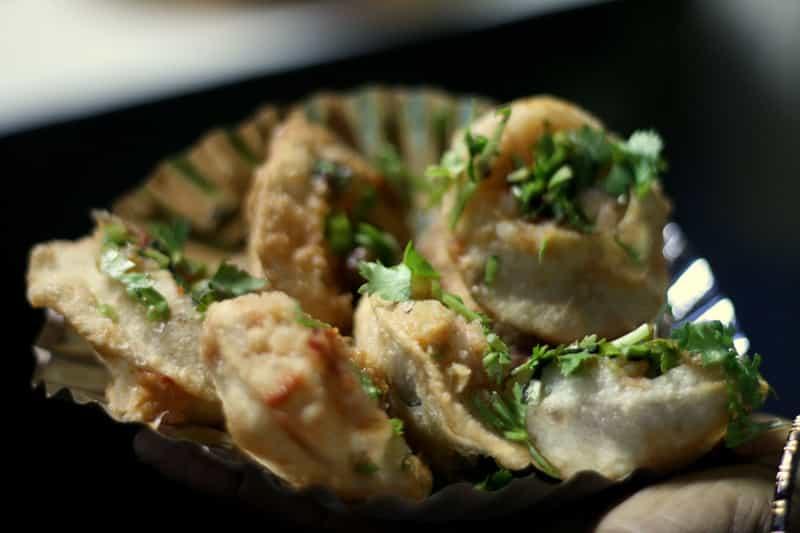 Eat street food at Jayanagar