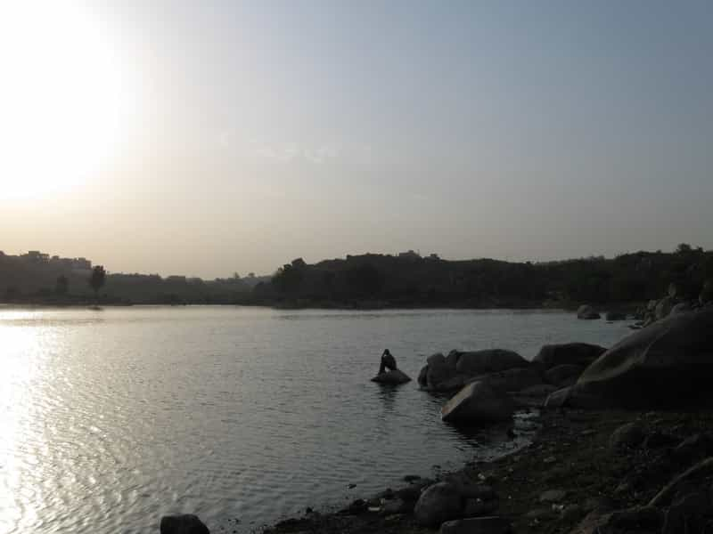 Enjoy a plethora of outdoor activity at Shamirpet Lake