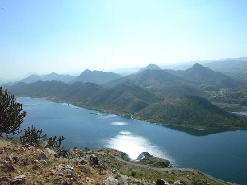 Enjoy a tranquil retreat at the Nallamala Hills