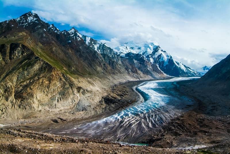 Enjoy a trek up the Drang Drung Glacier