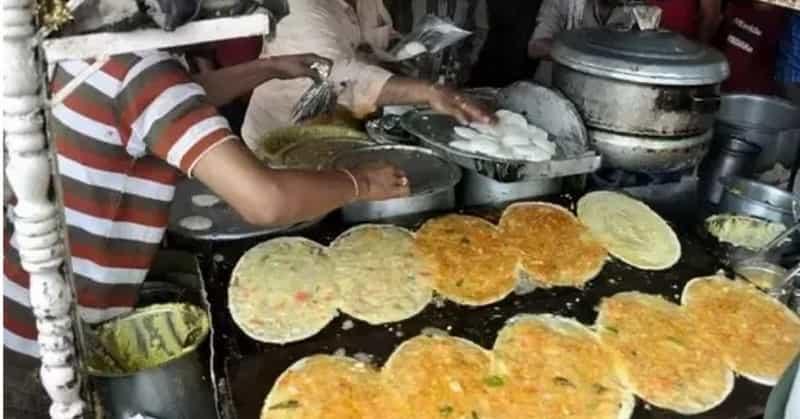 Foodies will love eating breakfast at Pragati Gully