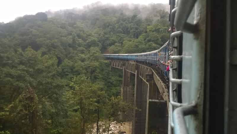 Getting To Sakleshpur By Rail