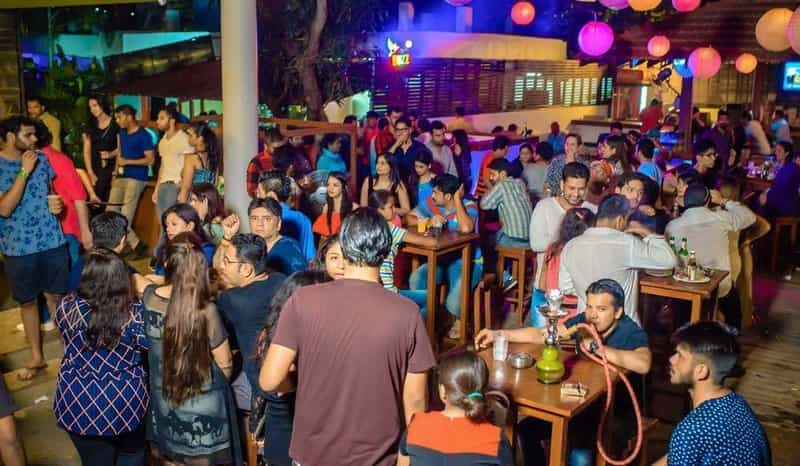 Goa is home to the best nightclubs