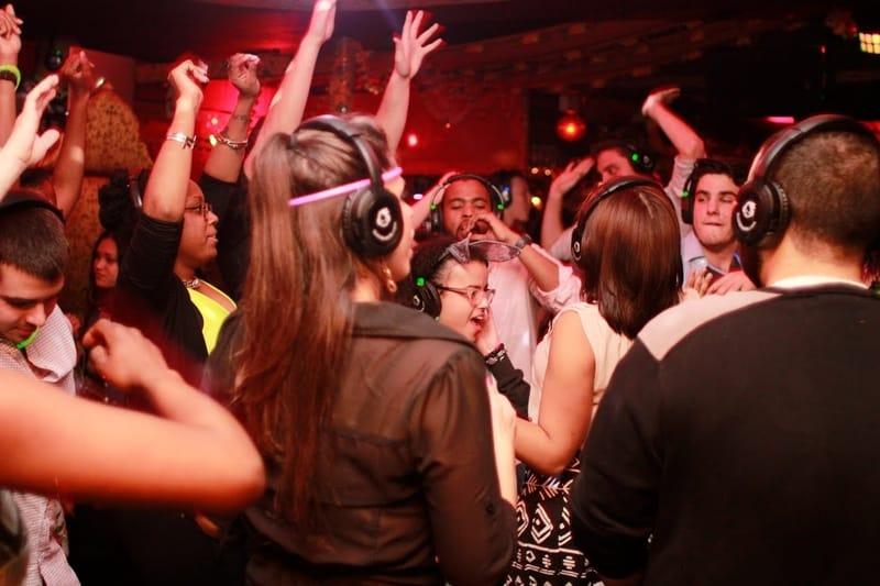 Headphone party
