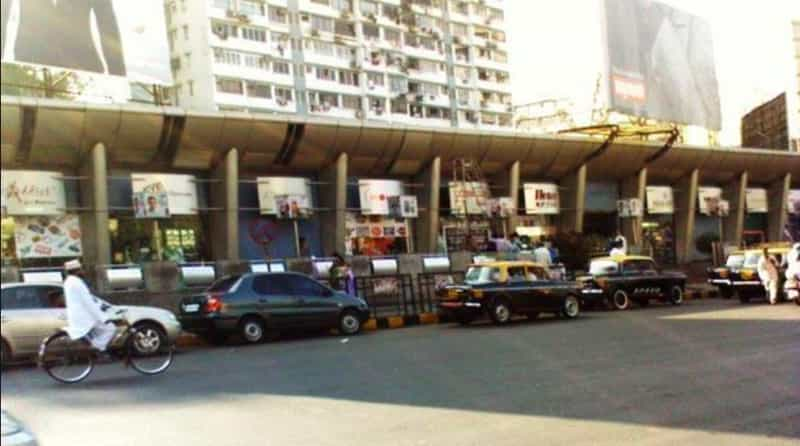 Heera Panna Mall, Grant Road