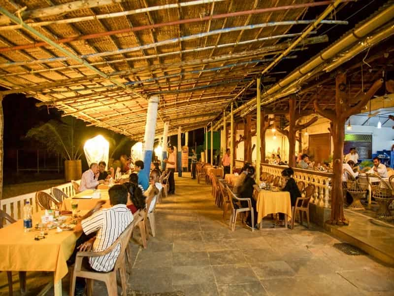 Johncy's is renowned for its Goan food
