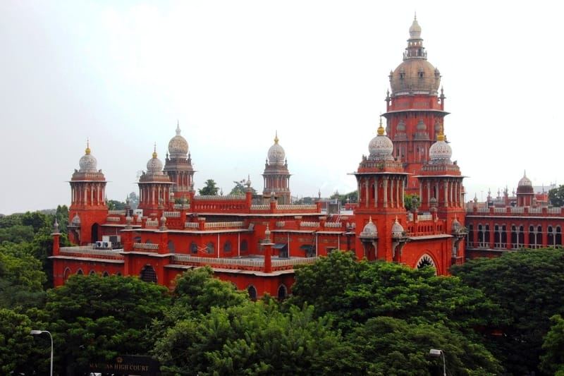 One of Chennai, India and Asia's most beautiful judicial complex