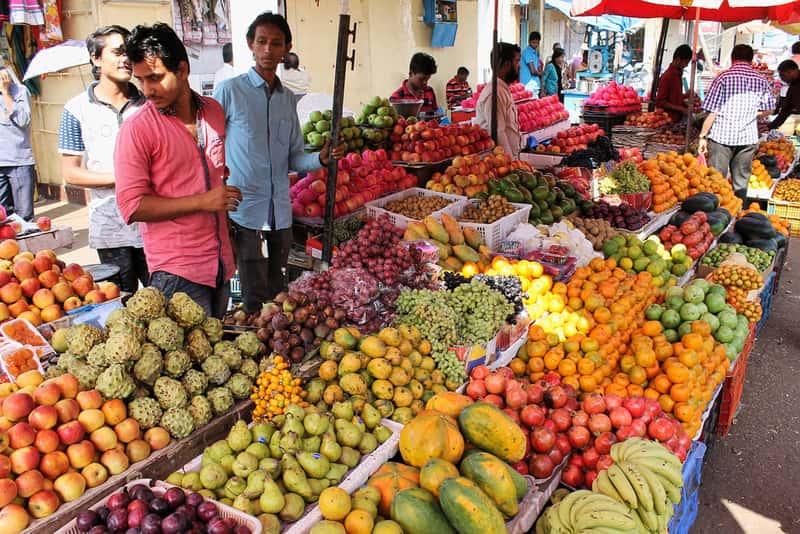 Mapusa Market