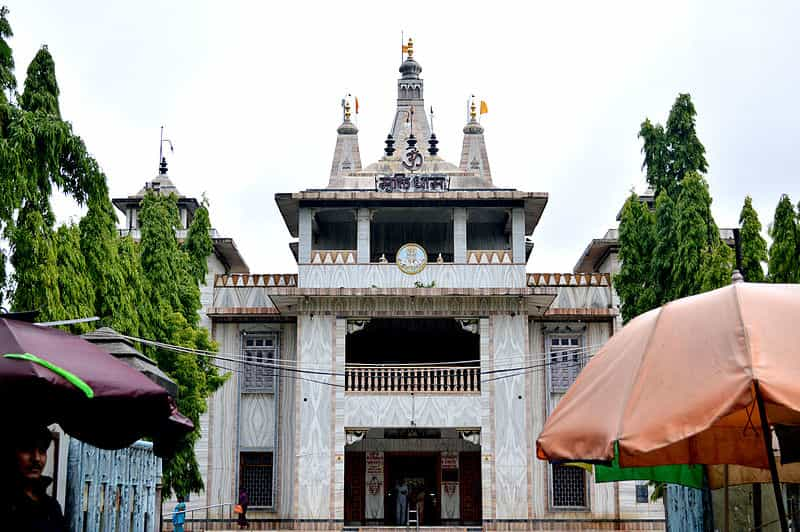 Mukti Dham Complex at Nashik