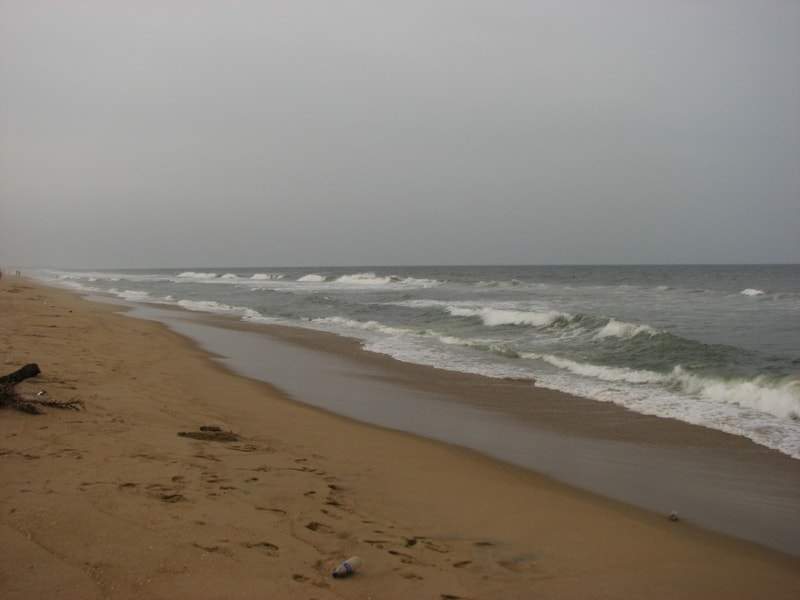 Neelankarai Beach
