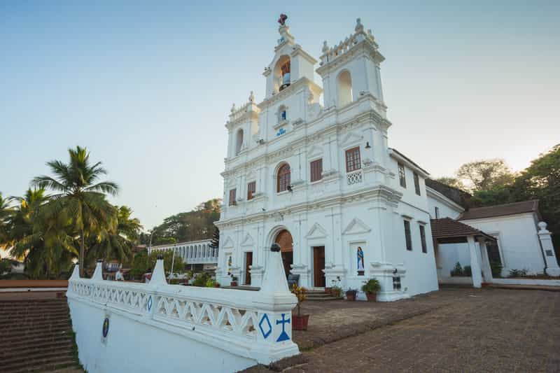 Our Lady of Immaculate Conception Church at Panaji