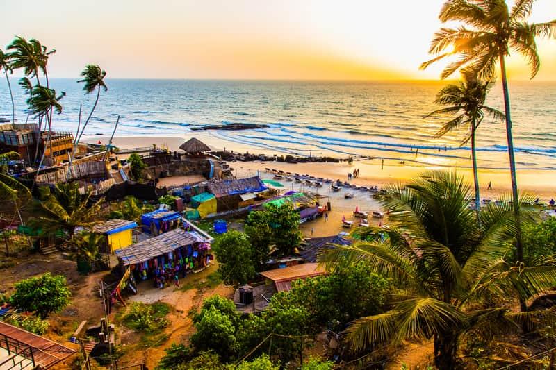 Palolem in South Goa