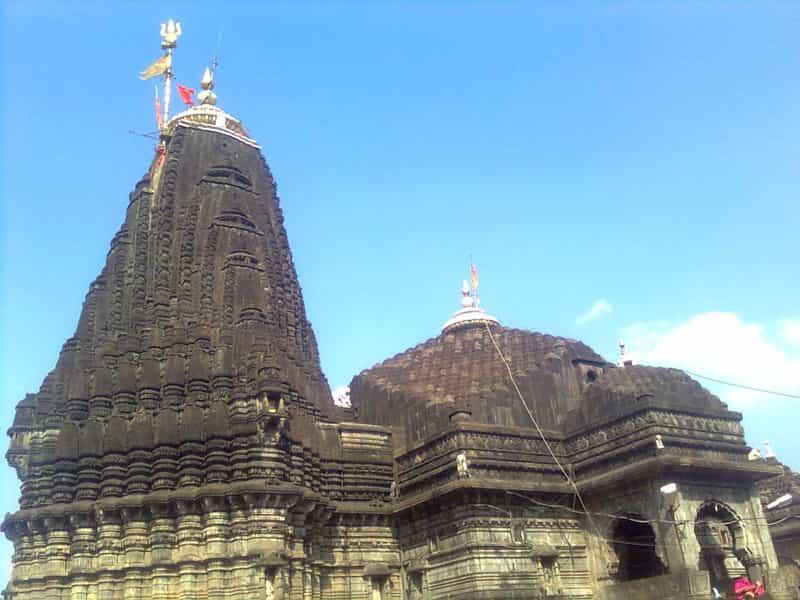 Shiva Temple at Trimbakeshwar