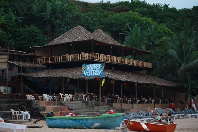 Shiva Valley is one of Goa's best shacks