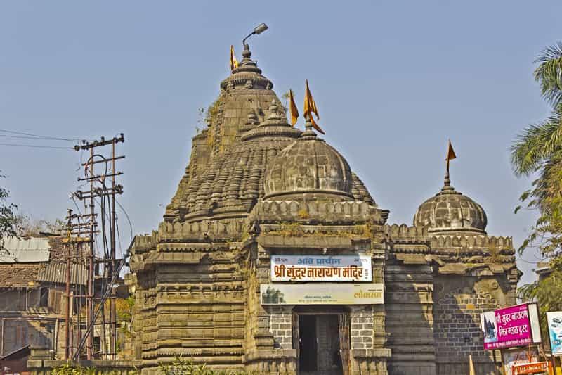 Sundar Narayan Temple at Nashik