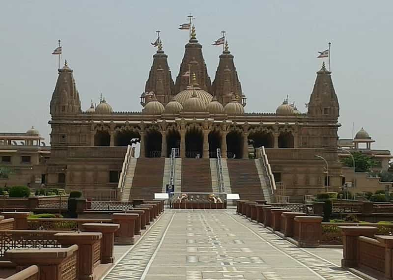 Swaminarayan temple in Nagpur