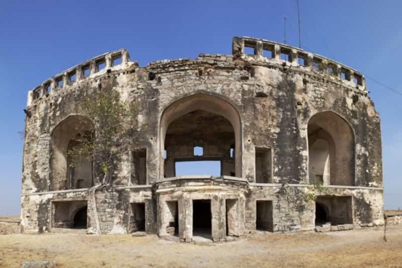 The Bhongir Fort