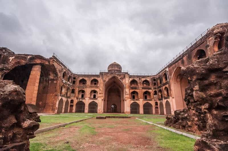 The Bidar Fort is historically important