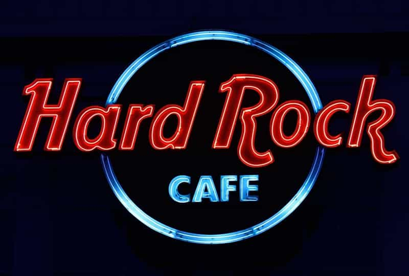 The Famous Hard Rock Café