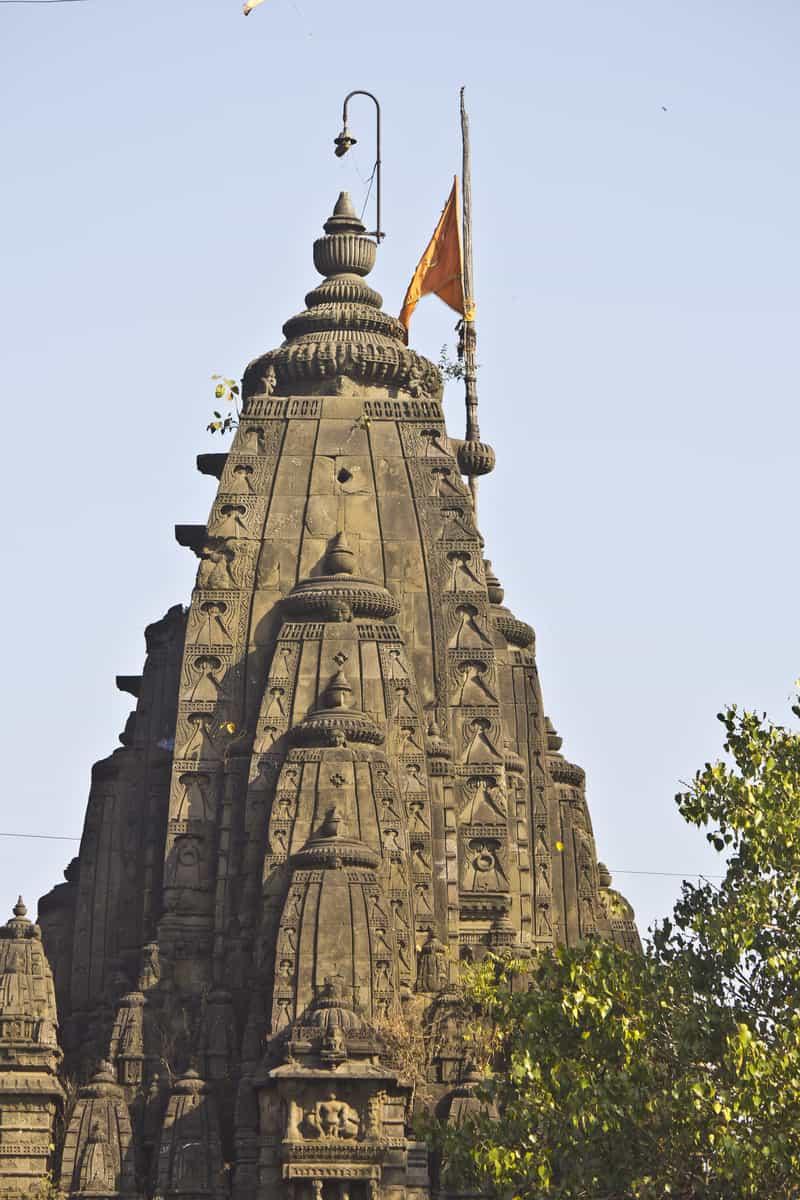 The Famous Naroshankar Temple at Panchavati