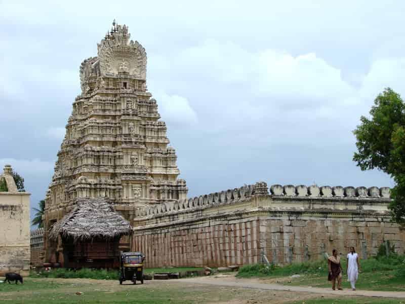 The Famous Sri Ranganathaswamy Temple