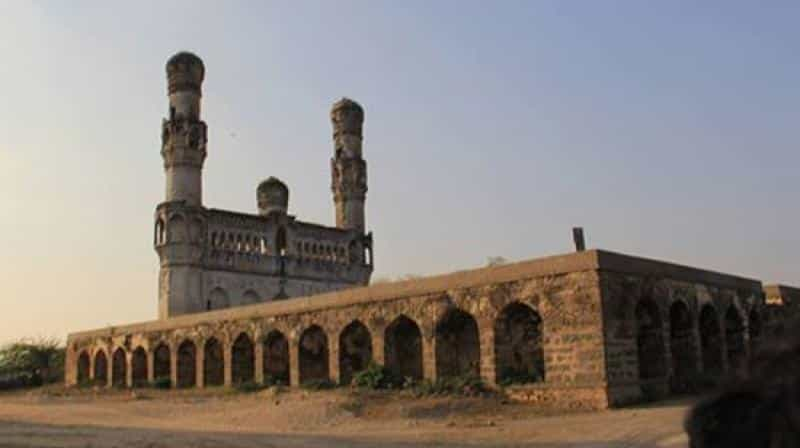 The Karimnagar fort
