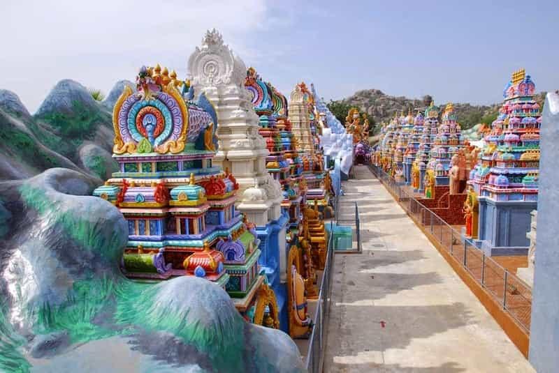 The Kunda Satyanarayana Kaladhamam at Surendrapuri